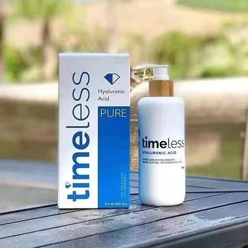 Timeless HA玻尿酸精华原液透明质酸保湿 面部修复原液补水保湿精华 240ml